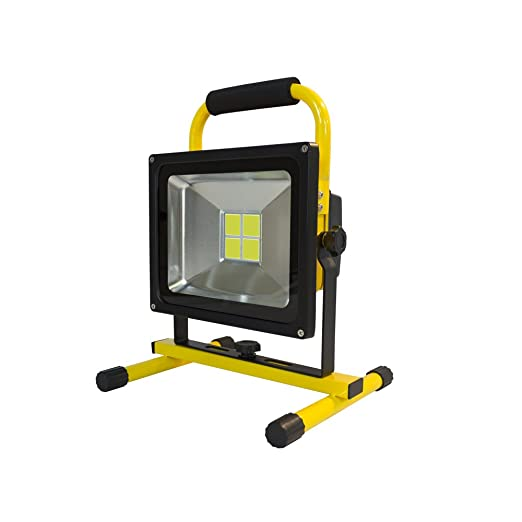 Ledovet - Foco Proyector LED Portátil 30W - Foco LED para trabajo ...