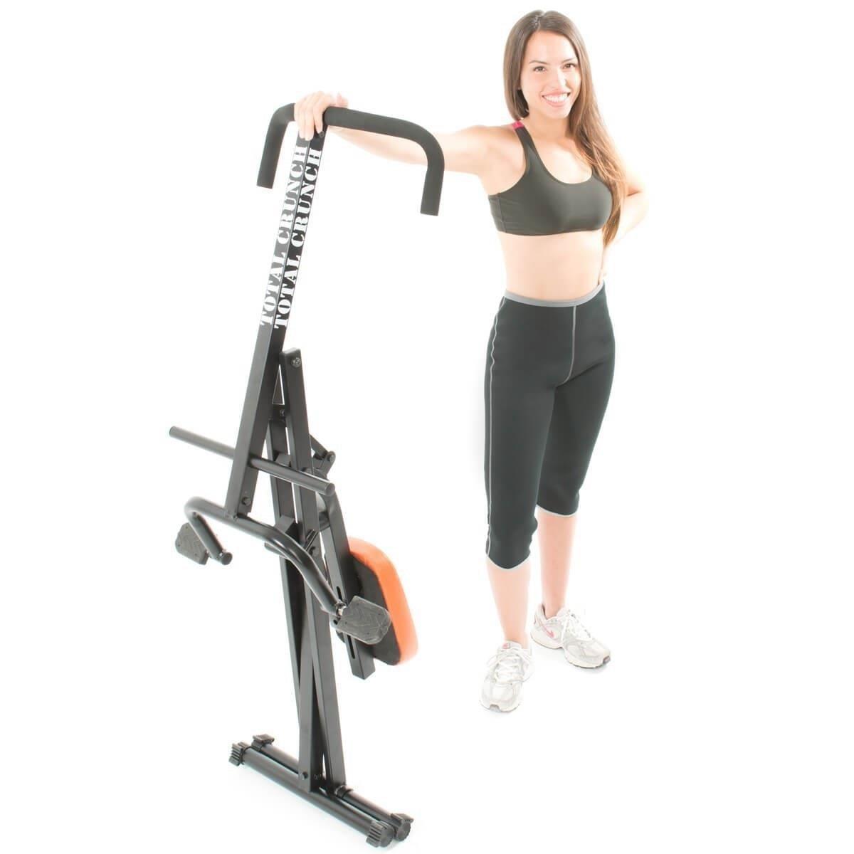 Bestoftv M6 Total Crunch Bauchmuskel Trainer Sport Jetz Iron Gym Freizeit