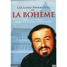 Puccini - La Boheme / Pavarotti, D'Amico, Servile, Renee, Mattsey, D'Artegna, Magiera, Beijing Opera (2005)