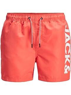 Jack /& Jones Jjiaruba Jjswimshorts AKM Mini Ba/ñador para Hombre