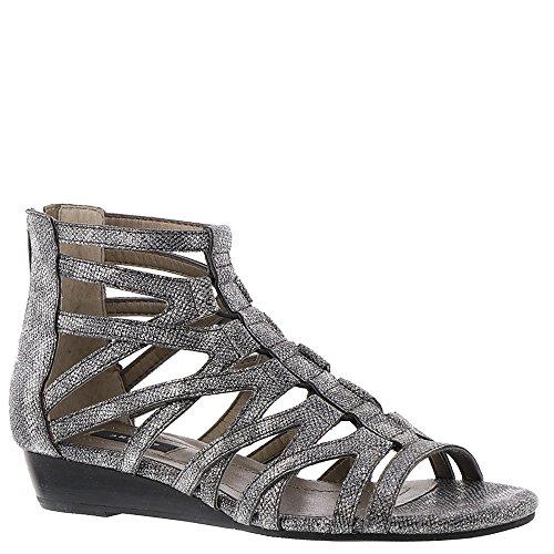 Sandalo Donna Nero Trinidad