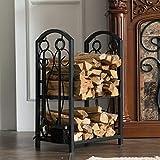 Pinty Firewood Log Rack with 4 Tools Firewood