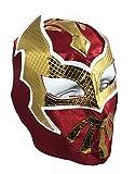 sin cara mask kids - SIN CARA Youth Lucha Libre Wrestling Mask - KIDS Costume Wear - Burgundy