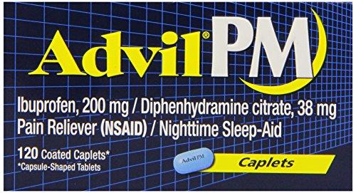 Advil PM 120 Count