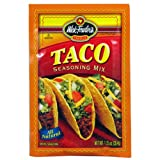 Wick Fowlers Taco Seasoning Mix 24 count