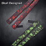 4 PACK Butterfly Knife Trainer Steel Metal Folding
