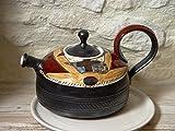 Pottery Teapot - Tea Kettle - Ceramic Tea Pot - Wheel Thrown Handmade Pot - Clay Art - Earthenware Teapot - Functional Designer Pottery
