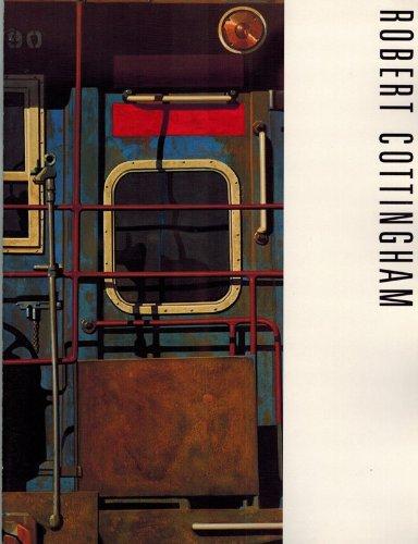 Robert Cottingham. Rolling Stock Series. Works on Paper
