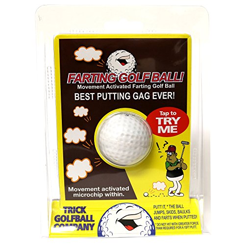 Trick Golf Ball Farting Novelty product image