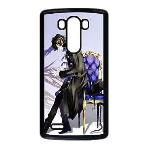 Pandora Hearts LG G3 Cell Phone Case Black CVXEYERTE24044 Plastic Cell Phone Case Clear