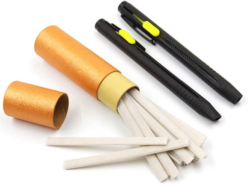 Lana bordada – 1 juego de lápices de tiza para costura, marcador ...