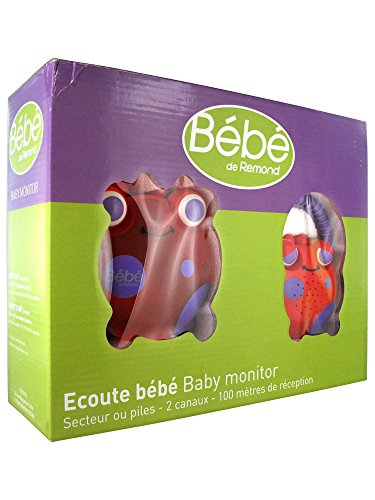 dBb Remond Baby Monitor Luminous Ladybug (Ladybugs Luminous)
