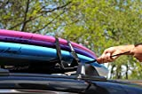 DORSAL Surfboard Kayak SUP Surf Roof Rack Tie Down