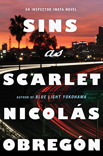 Sins as Scarlet: An Inspector Iwata Novel