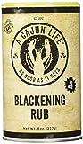 A Cajun Life Blackening Rub Pack of 3