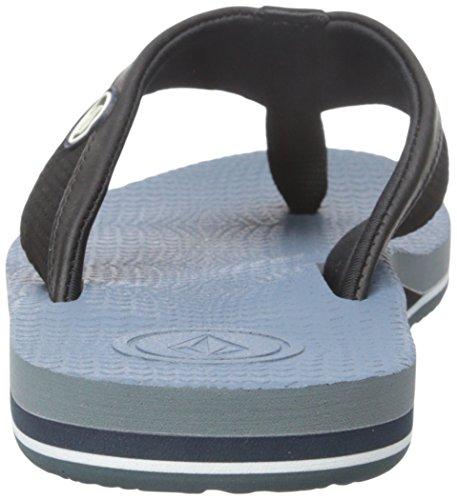Volcom Mens Lounger Sandaal Flip Flop Marine