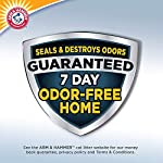 Arm & Hammer Platinum Slide Easy Clean-Up Clumping Cat Litter, Multi-Cat, 37 lbs 8