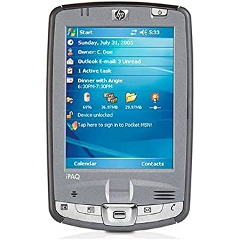 Amazon com: HP iPAQ Pocket PC hx2790 - Handheld - Windows