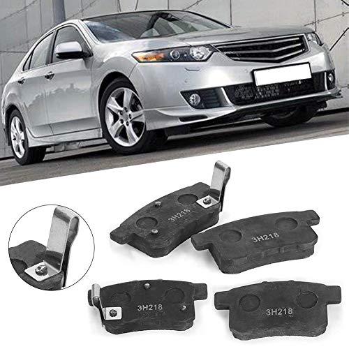 Premium Keramische Remblokken Achter Set Fit voor 2008 2009 2010 Honda Accord, voor 2009 2010 Acura TSX Remblokken…