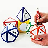 Whiteboard Customised Play Dice Set Of 6