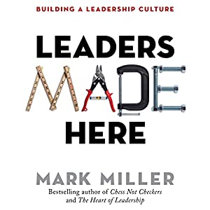 Leaders Made Here Audiobook