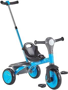 Triciclo Infantil Trolley 2-3-4 Años Bebé Trolley Bicicleta Bebé ...