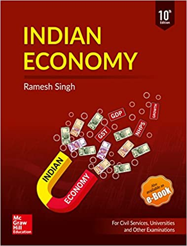 Buy Indian Economy: For UPSC Civil Services & Other State PSC