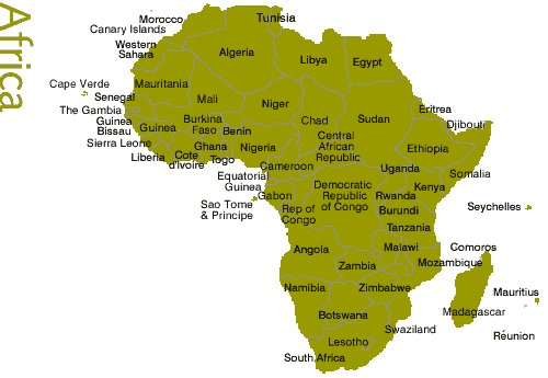 Vi racconto l'Africa (Italian Edition)