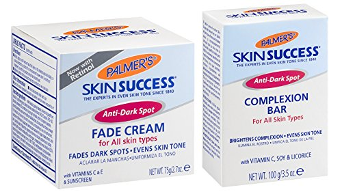 Palmers Skin Success Moisturizing Cream (Palmer's Skin Success Anti-Dark Spot Fade Cream 4.4 Ounce Plus Complexion Bar)