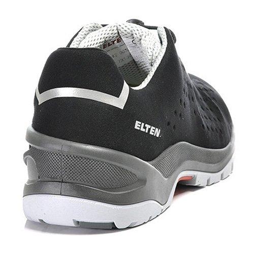 """Elten 72245-44 - Taglia 44 """"grigio basso impulso"""" calzatura di sicurezza esd s1 - multicolore"""