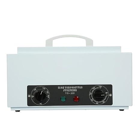 Esterilizador a vapor eléctrico esterilizadoras Cosmetico del aire caliente de 1.5L para Studio tatuaje Tattoo