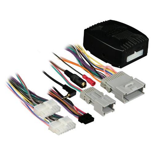 Axxess GMOS-01 02-Up Onstar Harness Adapter with Chime