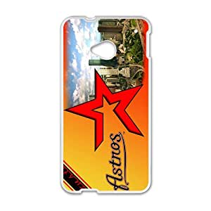 houston texas skyline astros 3D Phone Case for HTC One M7
