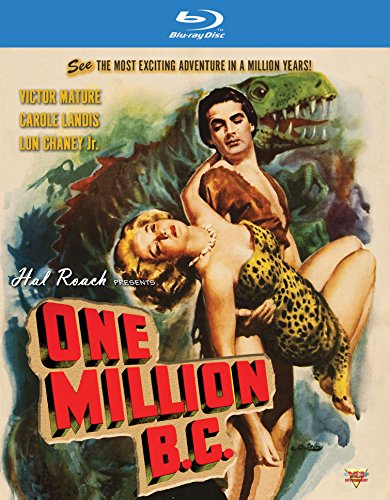 (One Million B.C. [Blu-ray])