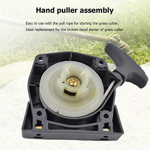 (Laliva tools - Plastic Pull Rope Recoil Engine Starter for KAWASAKI TJ53 Brushcutter puller Grass Trimmer Mower handler)