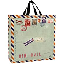 Blue Q Airmail Shopper