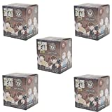 Funko Mystery Minis Vinyl Figure - The Walking Dead - Series 3 - Packs (5 Pack Lot)