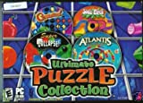 Ultimate Puzzle Games Collection (Super Collapse, Soda Pipes, Atlantis Coral Quest, Crystalize), PC CD-ROM, Product # 26969