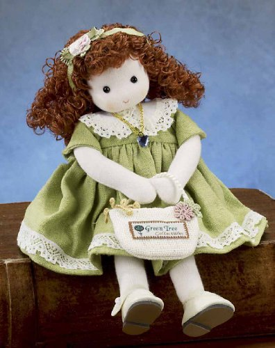 Doll of the Month - March Musical Doll Girl Collectible Musical Doll