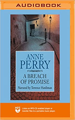 A Breach Of Promise The William Monk Series Anne Perry Terrence