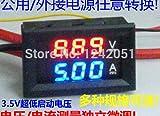 LIGHTHINKING 400V 100A Voltage Voltmeter Ammeter