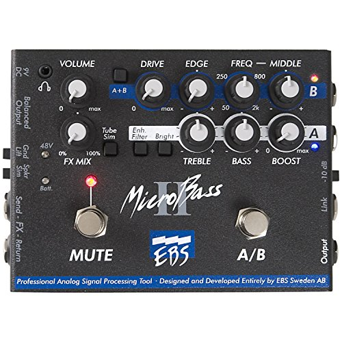 Ebs Bass Amps - 1