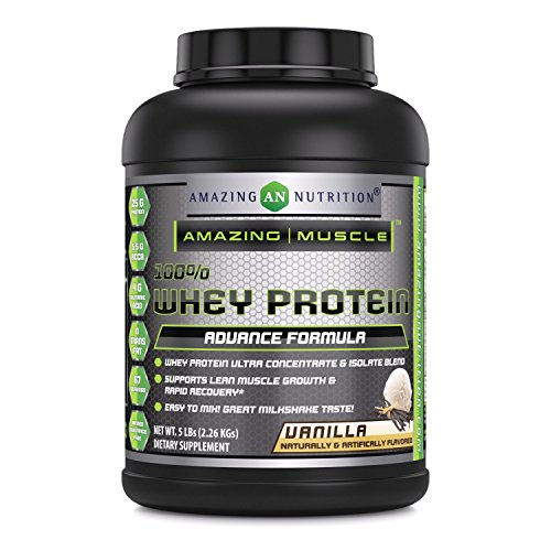 Amazing Muscle 100 Protein Powder product image