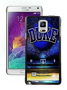 Duke Samsung Galaxy Note 4 N910A N910T N910P N910V N910R4 Phone Cover Case black Phone Case 139