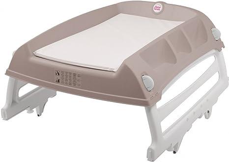 Fasciatoio Brevi Per Vasca Da Bagno Prezzi : Okbaby flat fasciatoio colore grigio: amazon.it: prima infanzia