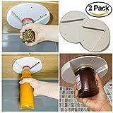 Jar Opener Bottle Top Opener Set 3 Pack Bundle Ideal for Seniors & People Suffering From Arthritis...