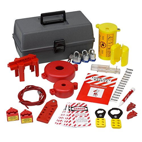 Brady LK112E Prinzing maintenance Lockout Kit (1 Kit) by Brady (Image #10)