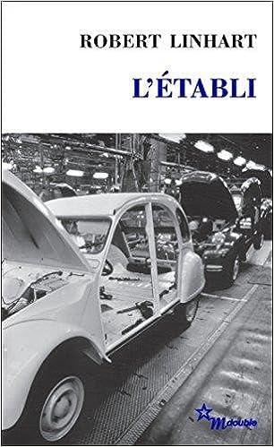Amazon.fr - L'établi - Linhart, Robert - Livres