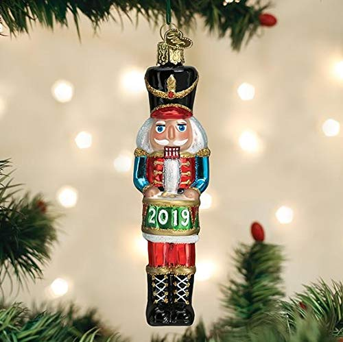 Old World Christmas 2019 Nutcracker from Old World Christmas