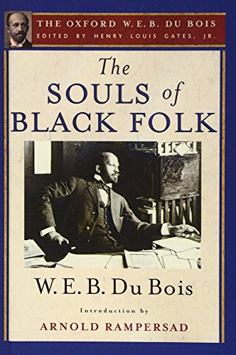 """w e b du bois of our spiritual strivings Understanding web du bois' concept of double consciousness double consciousness is a concept that du bois first explores in 1903 publication, """"the souls of black folk"""" double consciousness describes the individual sensation of feeling as though your identity is divided into several parts, making it difficult or impossible to have one ."""
